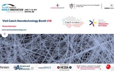 České špičky v nanotechnologiích opět na americkém kontinentu