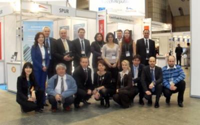 Zúčastnili jsme se veletrhu Nanotech 2012 v Tokiu